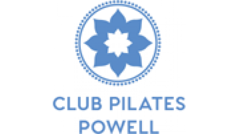 Club Powell Pilates logo